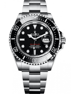 Rolex Oyster Perpetual Sea-Dweller Automatic 126600