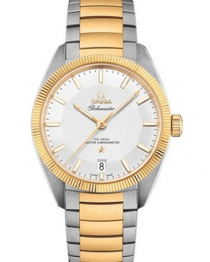 Omega Constellation Globemaster Co-Axial Master Chronometer 130.20.39.21.02.001