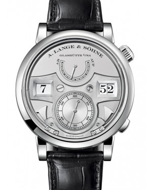 A.Lange & Sohne Zeitwerk Striking Time Platinum 145.025