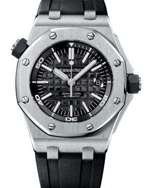 Audemars Piguet Royal Oak Offshore Diver Mens 15703ST.OO.A002CA.01