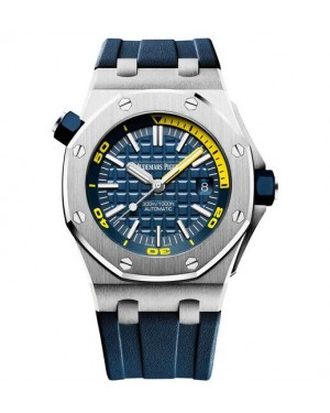 Audemars Piguet Royal Oak Offshore Diver Blue 15710ST.OO.A027CA.01
