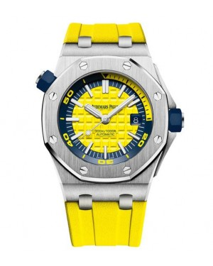 Audemars Piguet Royal Oak Offshore Diver Yellow 15710ST.OO.A051CA.01