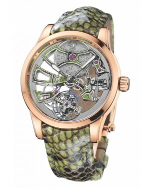 Ulysse Nardin Classic Royal Python Skeleton Tourbillon 1706-129/08