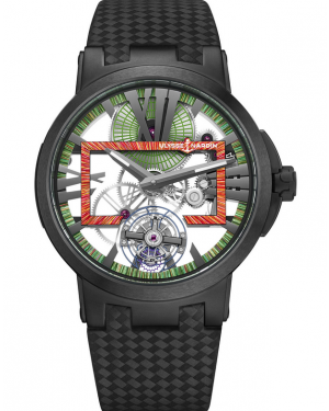 Ulysse Nardin Executive Skeleton Tourbillon Hyperspace 1713-139LE/HYPERSPACE.1