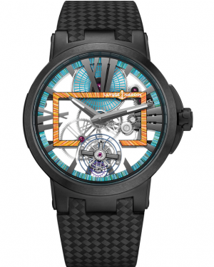Ulysse Nardin Executive Skeleton Tourbillon Hyperspace 1713-139LE/HYPERSPACE.3