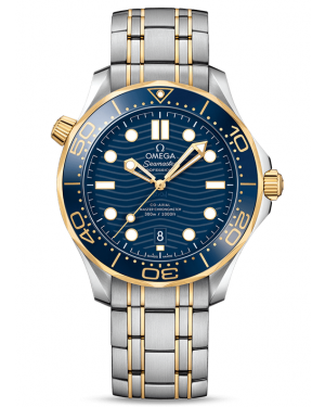 Omega Seamaster Diver 300M Master Co-Axial 210.20.42.20.03.001