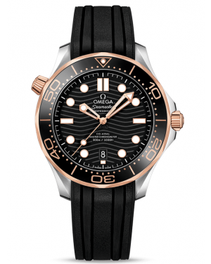 Omega Seamaster Diver 300M Master Co-Axial 210.22.42.20.01.002
