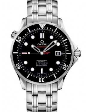 Omega Seamaster Diver 300m Co-Axial Automatic James Bond 212.30.41.20.01.001