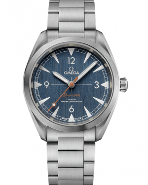 Omega Railmaster Co-Axial Master Chronometer 40mm Mens 220.10.40.20.03.001
