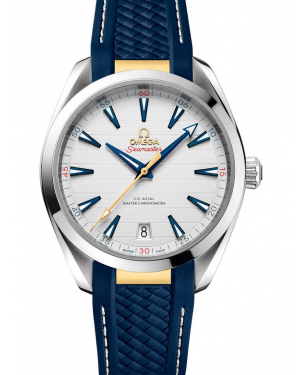 Omega Seamaster Aqua Terra 150M Omega Co-Axial Master Chronometer 41mm Ryder Cup 220.12.41.21.02.004