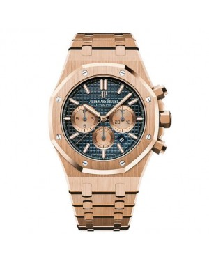 Audemars Piguet Royal Oak Chronograph Blue Dail 26331OR.OO.1220OR.01