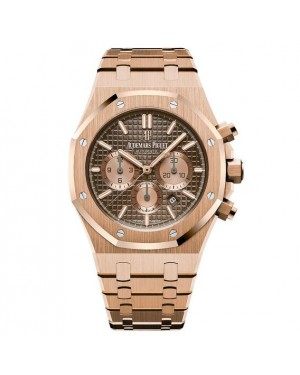 Audemars Piguet Royal Oak Chronograph Brown Dail 26331OR.OO.1220OR.02