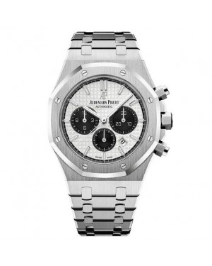 Audemars Piguet Royal Oak Chronograph White Dail 26331ST.OO.1220ST.03