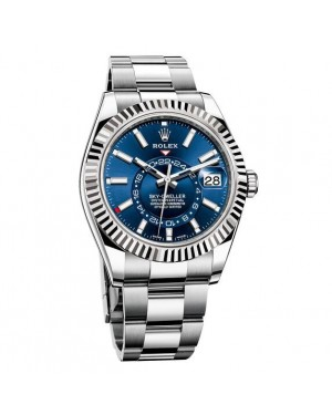 Rolex Oyster Perpetual Sky-Dweller Dual Time Zone Automatic 326934