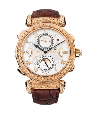 Patek Philippe 175th Anniversary Collection Grandmaster Chime 5175R-001
