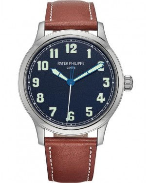 Patek Philippe Calatrava Pilot New York 2017 Limited Edition 5522A-001