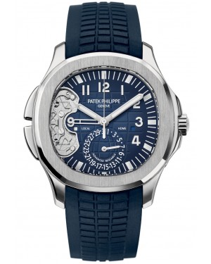 Patek Philippe Aquanaut Travel Time Mens 5650G