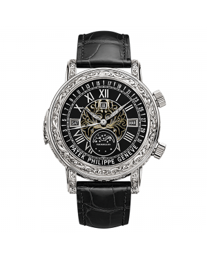 Patek Philippe Complications White Gold 6002G-010