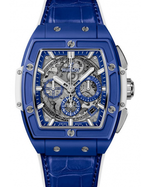 Hublot Spirit of Big Bang Blue Limited Edtion 641.EX.5129.LR