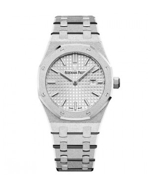 Audemars Piguet Royal Oak Frosted Gold Quartz 67653BC.GG.1263BC.01
