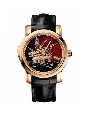 Ulysse Nardin Classic Minute Repeater North Sea 736-61/E2-OIL