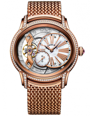 Audemars Piguet Millenary Hand-Wound Ladies 77247OR.ZZ.1272OR.01