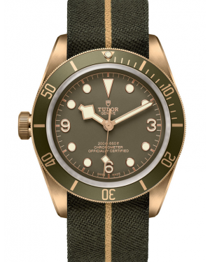 Tudor Black Bay Bronze One 43mm Mens 7925-001