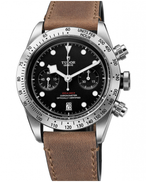Tudor Heritage Black Bay Chrono 41mm Mens 79350
