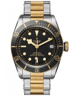 Tudor Black Bay S&G 41mm Mens 79733N