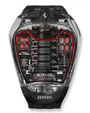 Hublot MasterPiece MP-05 Laferrari Aperta Mens 905.JN.0001.RX