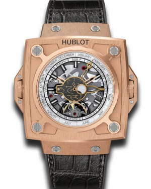 Hublot Masterpiece MP-08 Antikythera SunMoon 908.OX.1010.GR