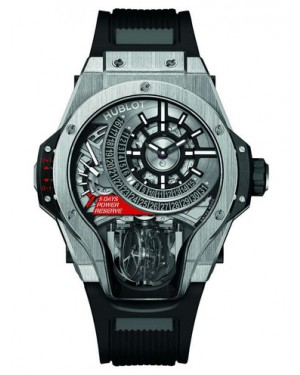 Hublot Masterpiece MP-09 Tourbillon Bi-Axis Titanium 909.NX.1120.RX