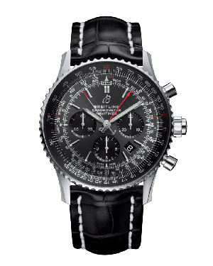 Breitling Navitimer 1 B03 Chronograph Rattrapante Stratos Boutique Edition AB03102A1F1P1