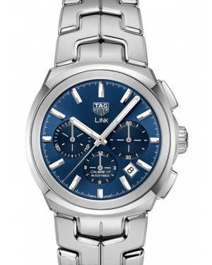 Tag Heuer Link Automatic Chronograph Mens CBC2112.BA0603