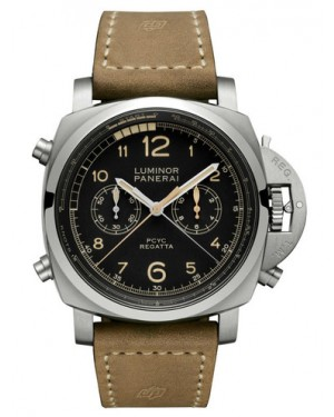 Panerai Luminor 1950 PCYC Regatta 3 Days Chrono Flyback Automatic Titanio PAM00652