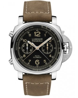 Panerai Luminor 1950 PCYC 3 Days Chrono Flyback Automatic Acciaio PAM00653