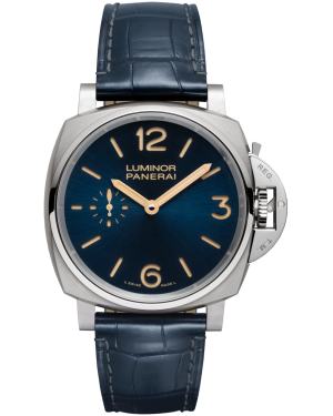 Panerai Luminor Due 3 Days Automatic Titanio Mens PAM00728