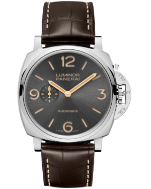 Panerai Luminor Due 3 Days Automatic Acciaio Mens PAM00739