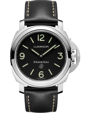 Panerai Luminor Base Logo 3 Days Acciaio PAM00773