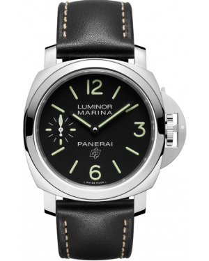 Panerai Luminor Logo Marina 3 Days Acciaio PAM00776