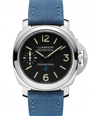 Panerai Luminor Logo Marina 3 Days Acciaio PAM00777