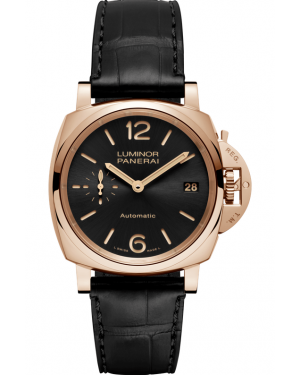 Panerai Luminor Due 3 Days Automatic Oro Rosso PAM00908