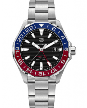 Tag Heuer Aquaracer Calibre 7 GMT Automatic 300M WAY201F.BA0927