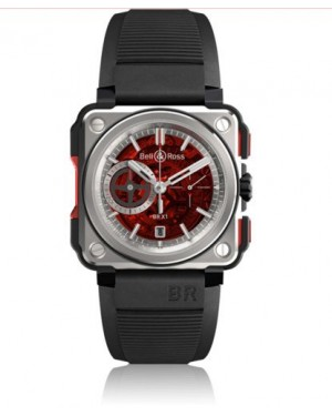 Bell & Ross BR-X1 Red BRX1-CE-TI-REDII