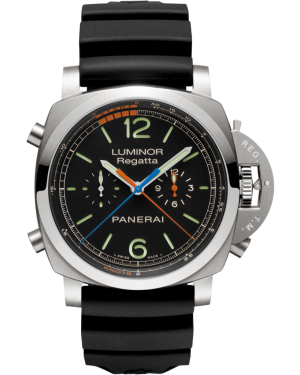 Panerai Luminor 1950 3 Day Chrono Flyback Regatta Mens PAM00526