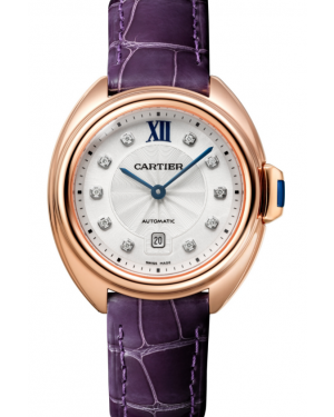 Cartier Cle De Cartier Automatic 31mm Ladies WJCL0031
