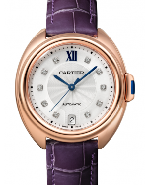 Cartier Cle De Cartier Automatic 35mm Ladies WJCL0032