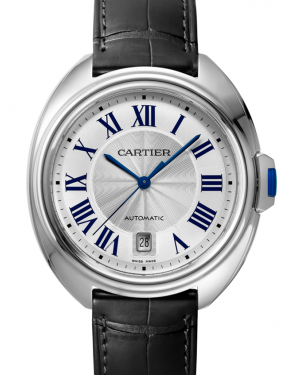 Cartier Cle De Cartier Automatic 40mm Mens WSCL0018